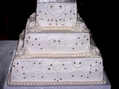 Rookie Wedding Cake