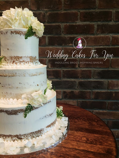 Rustic Wedding Cakes For That Homespun Feeling