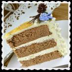 slice of spice cake