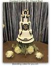 Great Gatsby Theme Cake