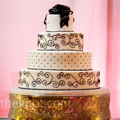 Tiered Wedding Cake Questions - Layered Wedding Cake