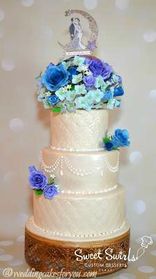 Vintage Wedding Cake Story and Tips