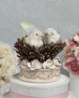 Wedding Cake Decorating Ideas Please