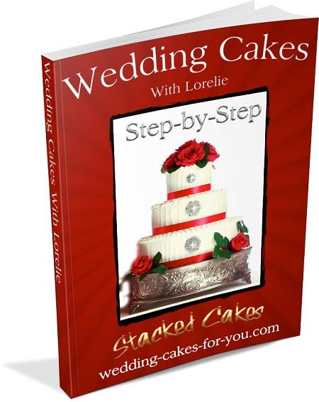 make your own wedding cake ebook