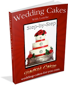 Learn How To Make A Wedding Cake With Lorelie