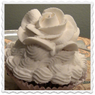 whipped cream ising rose Clickable Link