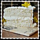 Pure White Cake