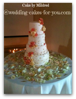 Here is what Mildred has to say about this tiered cake stand. & Amazing Tiered Cake Stand