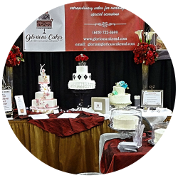 Wedding Cake Booth