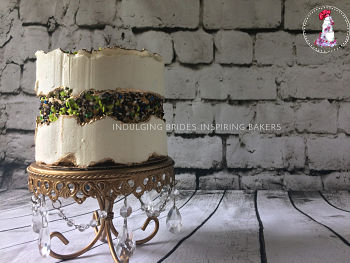 Quinceneara cake design