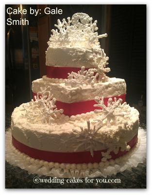 Contest cake by Gale Smith