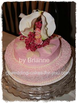 For a very pink wedding!