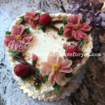Beautiful Korean cake decorating flowers