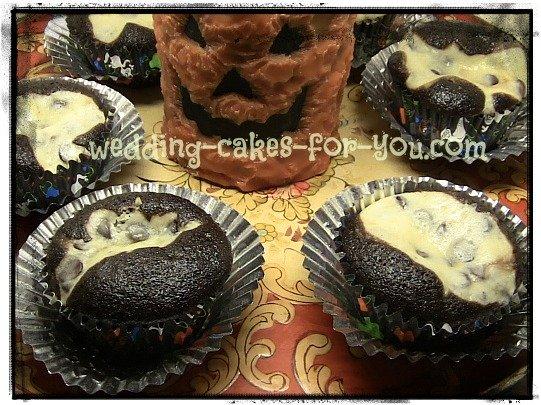 black bottom cupcakes
