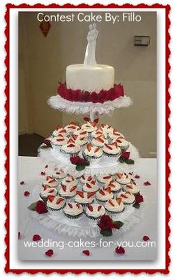 Wedding Cake For My Friends Sister