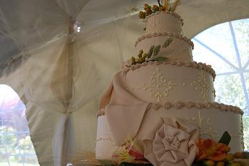 Designed after the bridal gown