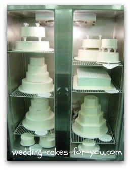 Cakes Awaiting Decoration