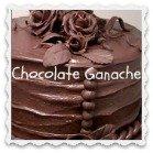 Chocolate ganache icing Clickable Link