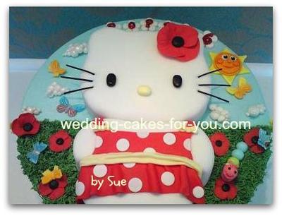 Hello Kitty Character