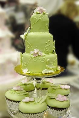 carlocks bakery mini wedding cake