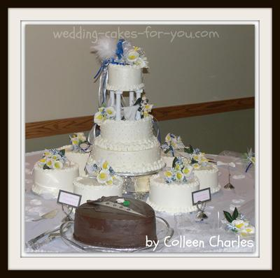 wedding cakes in lake charles my s wedding 24674