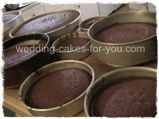 Red Velvet Cakes Cooling