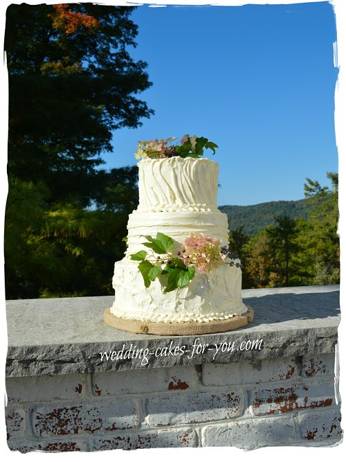 wedding cakes for young couples rustic wedding cakes for that homespun feeling 24398