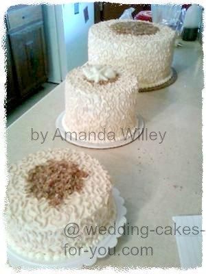 Coconut sand