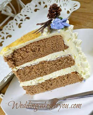 Slice of Spice Cake