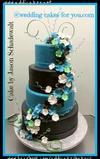Rachael's Wedding Cake
