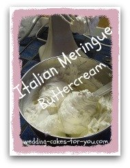 Italian Meringue Buttercream