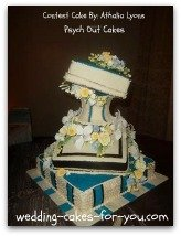 topsy turvy wedding cake stand amazing tiered cake stand 21067